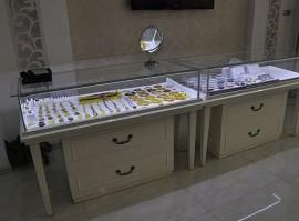 烟台珠宝展柜