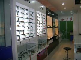 威海眼镜展柜
